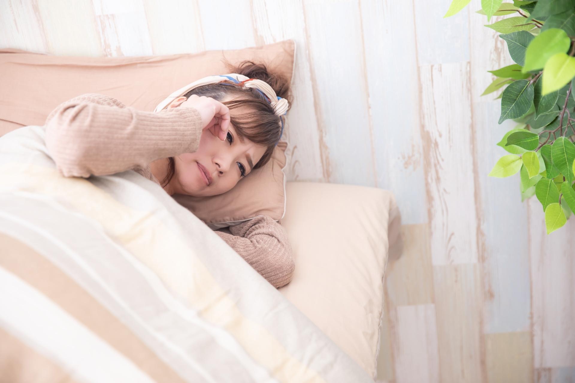 不眠への治療プログラム① 不眠とは
